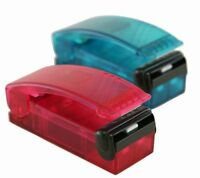 Itouchless Bag Re-sealer 2 Pack Seal Freshness Airtight Storage Food Handheld on sale
