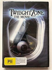 Twilight-Zone-The-Movie-1983-DVD-Australia-Region-4-NEW-amp-SEALED-RARE