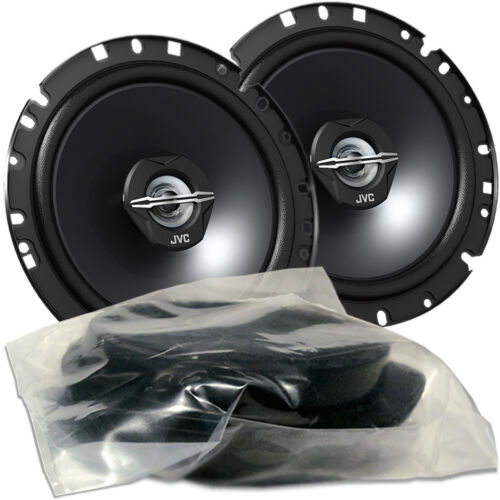 JVC CS-J 1720x Car Fit 16,5 cm Coaxial Haut-parleur Paire pour VW transporter t5 Porte V