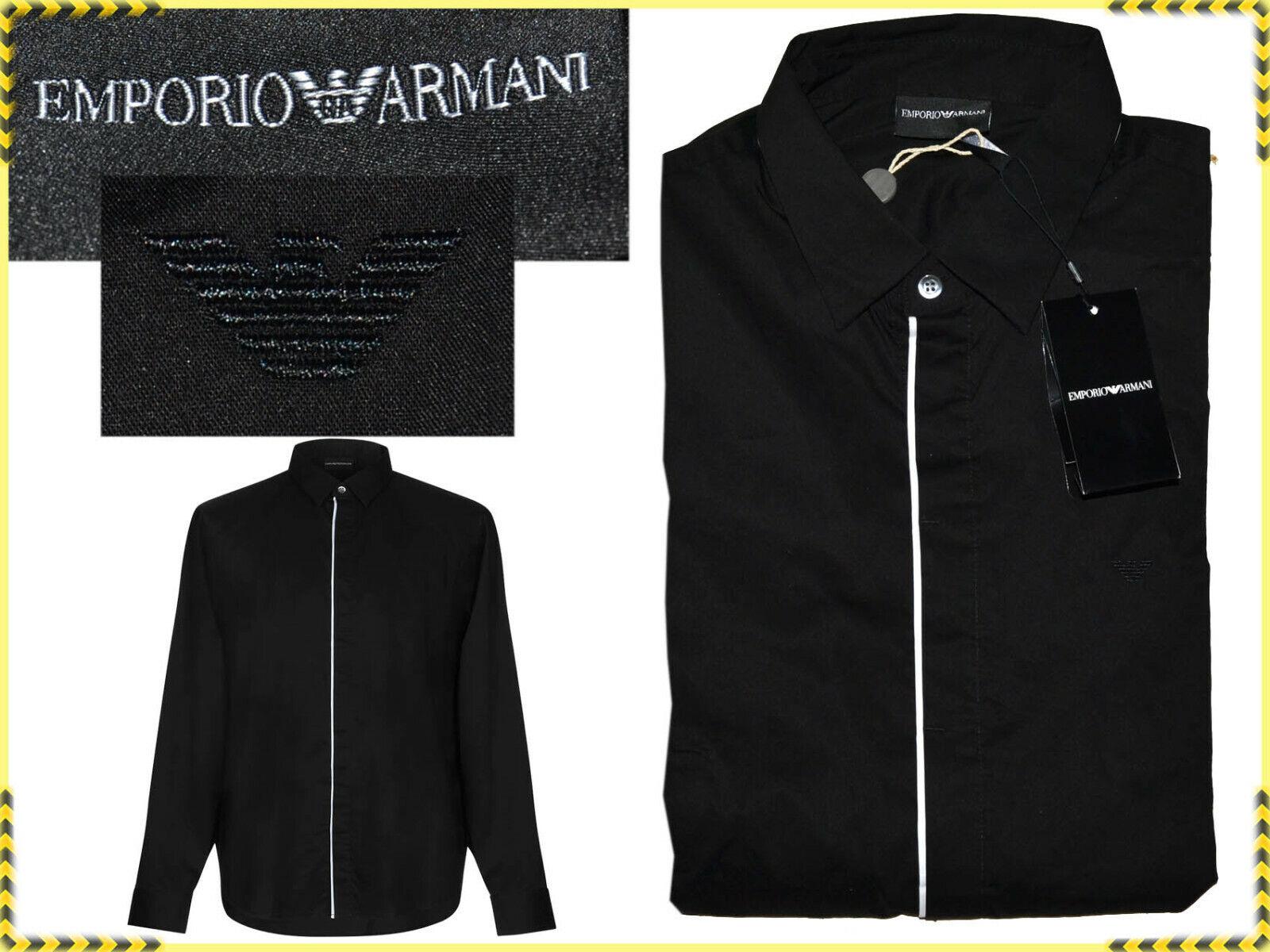 ARMANI Shirt Man M / 40 EU / 15 3/4 US Even...