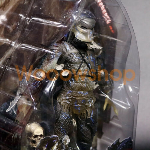 "NECA Water Emergence Predator 7/"" Action Figure Predators Collection Series 9 New"