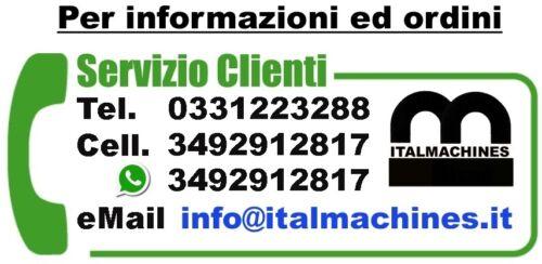 COPPIA 2 RAMPE SOLLEVAMENTO TAGLIANDO AUTO FERVI R015 2,5 TONNELLATE 240 MM