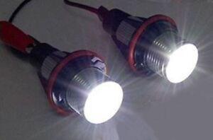 BMW-12W-CREE-LED-Angel-Eye-Halo-Markers-Bulbs-E39-E87-E60-E63-E64-E65-E66-X5-E53