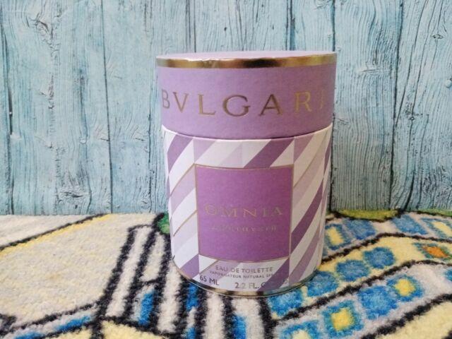 BVLGARI Omnia Amethyste 95251 Woman's Eau de Toilette Spray - 65 ml 2.2 fl.oz