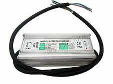 80W High Power LED Driver Constant Current Power Supply DC 30V-36V 2400mA