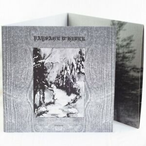 Paysage-d-039-Hiver-Winterkaelte-Vinyl-3-LP-Darkspace