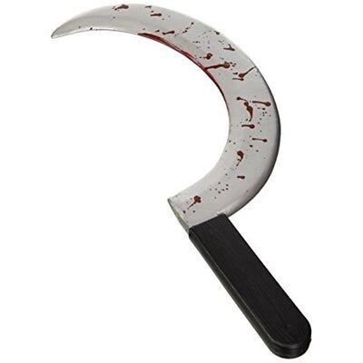 Bloody Falcetti 46cm Giocattolo Novità Halloween Armi & Armature Per Travestimenti --mostra Il Titolo Originale