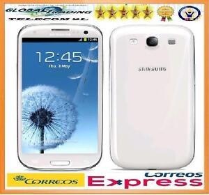 SAMSUNG-GALAXY-S3-i9300-BLANCO-LIBRE-SMARTPHONE-16GB-TELEFONO-MOVIL-MARBLE-WHITE