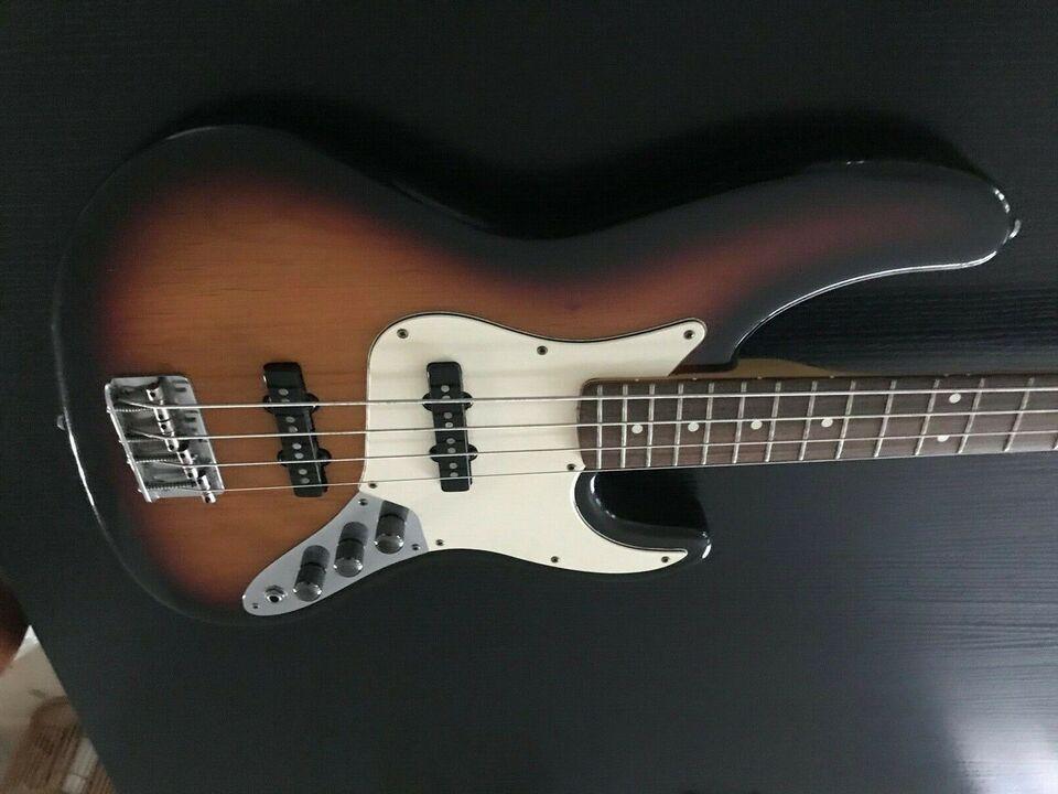 Elbas, Fender (US) Jazzbass