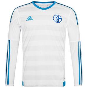 Details zu Adidas FC Schalke 04 Trikot Auswärts S04 Spielertrikot Player Issue Jersey **NEU