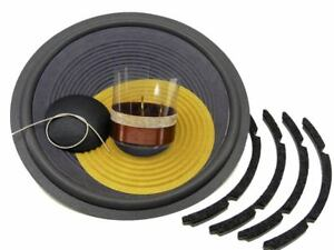Recone-Kit-for-JBL-128H-128H-1-12-034-Woofer-Premium-SS-Audio-8-Ohm-Speaker-Parts