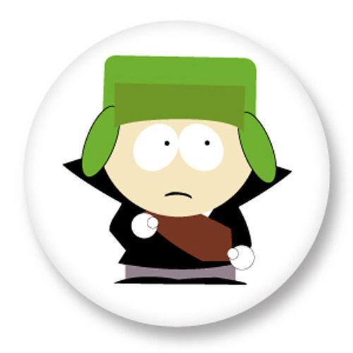 Magnet Aimant Frigo Ø38mm Dessin Animé South Park Kyle Broslofski