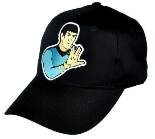 Spok Star Trek Hat Baseball Cap Alternative Clothing Scifi Comic
