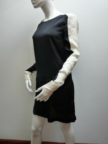 10 12 Bnwt Retro 'anders' Uk L Mini s Short Americano Dress 8fCzqSwzy