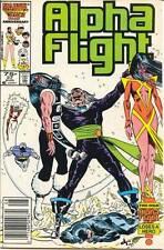 Alpha Flight Vol. 1 (1983-1994) #37