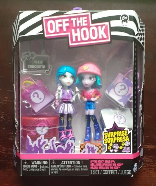 Off The Hook Style BFF