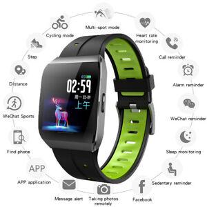 X1-Reloj-Inteligente-Impermeable-Frecuencia-Cardiaca-IP68-Para-Xiaomi-IOS