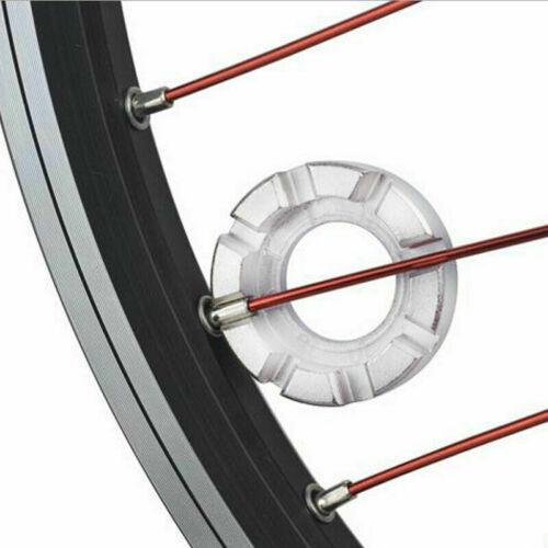 Bicycle Bike 8 Way Spoke Nipple Key Wheel Rim Wrench Tool Repair 2020 New S2J1