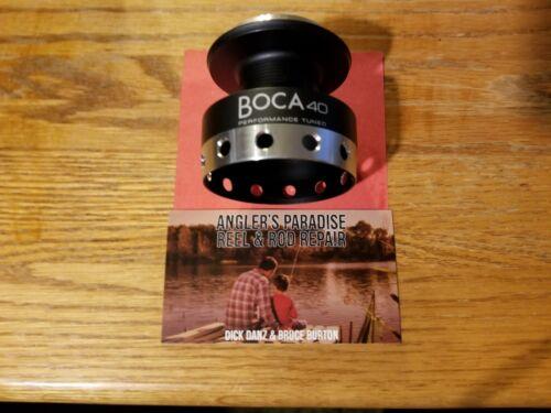 Quantum reel repair parts spool Boca BSP 40 PTSE, BSP 40 PTSD
