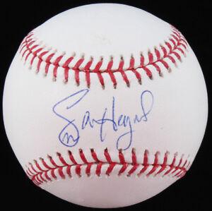 8041e732499 Jason Heyward Signed OML Baseball (MLB Hologram) 2016 World Series ...