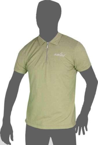 Nalini CYAN Poloshirt olive (UVP: 59,90 ¤)