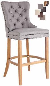 tabouret de bar taipeh tissu design scandinave confortable. Black Bedroom Furniture Sets. Home Design Ideas