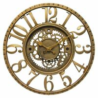 Infinity Instruments Gear - Open Dial Resin Clock , New, Free Shipping on sale