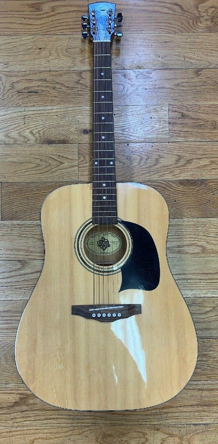 House Of Blaus Westburn Acoustic Guitar Fc04803872