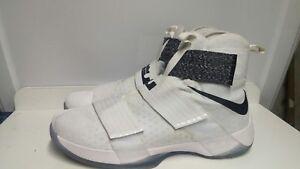 deac28a20d6 Image is loading NIKE-Lebron-James-Soldier-X-Men-Basketball-Shoes-