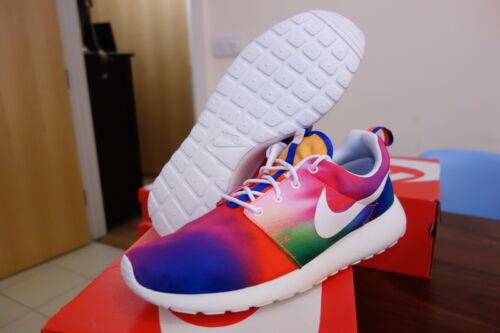 Teinture 5ds Nike Rosherun Uk8 ciel Vapormax us9 en arc Racer nouée Nmd 5 zIrOz