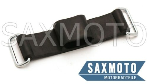 Yamaha rd250 rd400 Batterie Caoutchouc Batterie Support Sangle Battery Strap