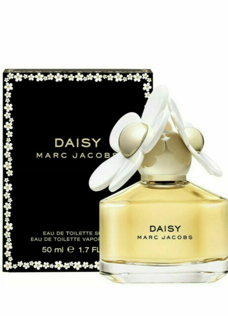 Daisy Marc Jacobs Eau De Toilette spray For Woman 1.7 oz/50ml  New& Sealed