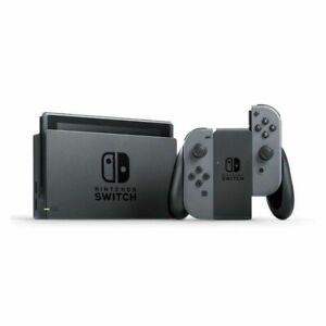 Nintendo Wii Switch Video Consola Portátil - Gris