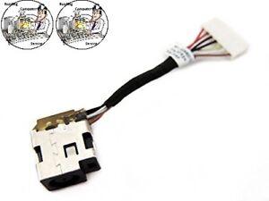 HP-Pavilion-DM4-2070US-DC-Jack-Power-Port-Socket-Cable-HP-p-n-6017B0269001