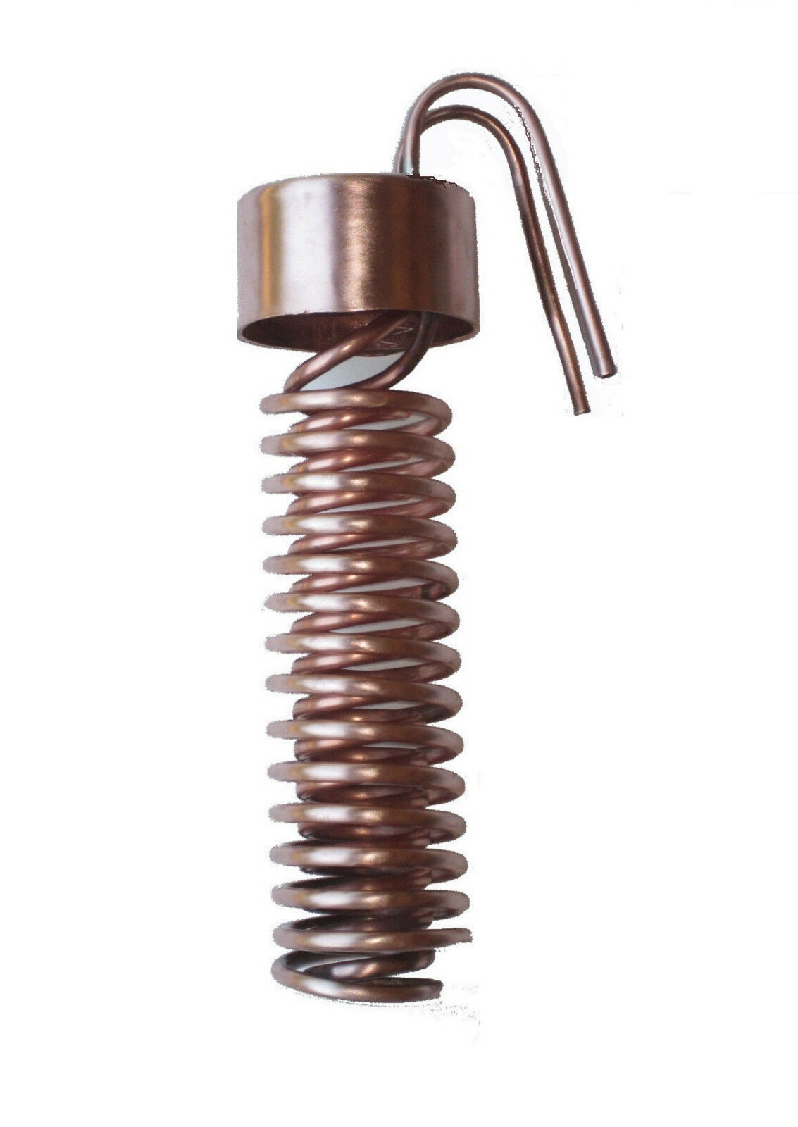 Graham coil condenser copper moonshine e85 pot reflux still 3