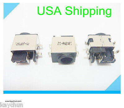LOT 10pcs SAMSUNG NP-R530 NP-R540 R580 NPRV510 QX410 QX510 RV510 DC power jack