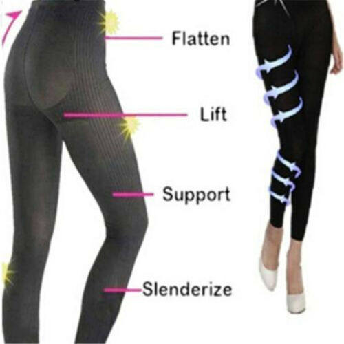 SCULPTING SLEEP LEG SHAPER Legging Sliming Socks Women Body Shaper Panties