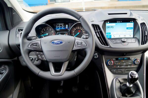 Ford Kuga 2,0 TDCi 150 Titanium billede 4
