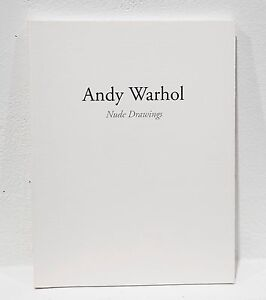 Andy-Warhol-Nude-Drawings-2002-Black-and-White-Illustrated-Exhibition-Catalog