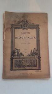 Revista-Gaceta-Las-Bonitos-Artes-Febrero-1909-Demuestra-Paris