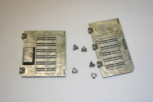 ASIATAM Metall Kühlerklappe und Lüfterklape für Panzer