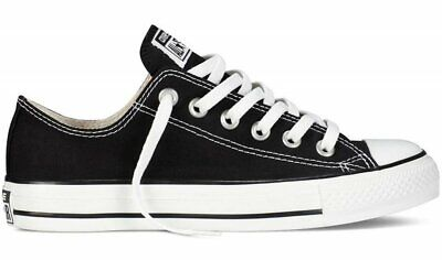 Converse Chuck Taylor Star Black White Ox Top Mens Womens Skate Shoes Sizes | eBay