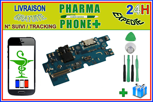 CONNECTEUR DE CHARGE + MICRO USB SAMSUNG GALAXY A50 - A505F + OUTILS