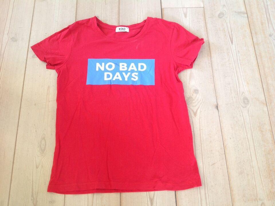 T-shirt, T-shirt, Mono