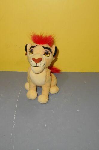 """Disney Jr Bean Plush 7/"""" Lion Guard Kion Lion Cub Simba Son Sewn Eyes"""