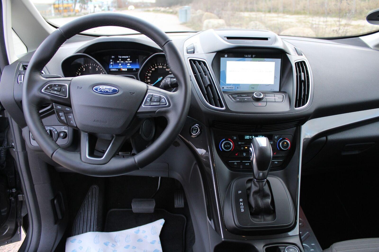 Ford Grand C-MAX 1,5 SCTi 150 Titanium aut. - billede 9