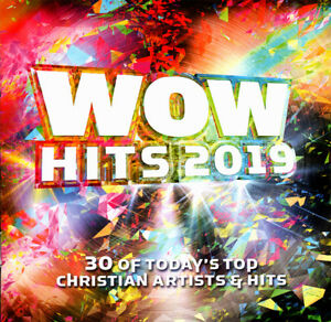 Various-Artists-WOW-Hits-2019-Today-039-s-Top-Artists-amp-Hits-2CD-2018-NEW