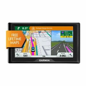 Garmin Drive 60LM Auto GPS with Lifetime Continental US Maps & 6 ...