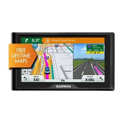 "Garmin Drive 60LM Auto GPS with Lifetime Continental US Maps /& 6/"" Screen"