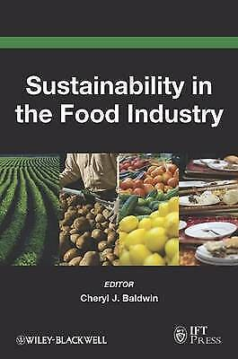 Sustainability in the Food Industry by Iowa State University Press (Hardback,...